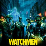 Visual FX on the Watchmen